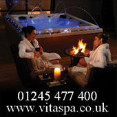 Vita Spas UK Hot Tubs